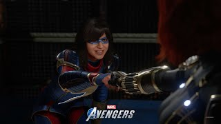Marvel's Avengers: Reassemble Story Trailer