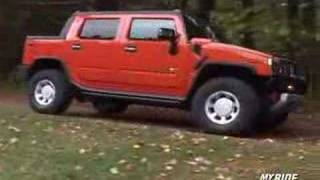 Review: 2008 Hummer H2 SUT