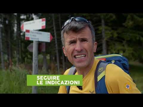 Tavolo della Montagna - prevenzione trekking pt.2