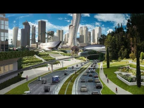 🎥 The City Of Tomorrow: Vision By Ford Motor Company