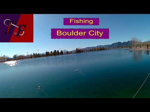 Fishing Boulder City: Veterans' Memorial Park