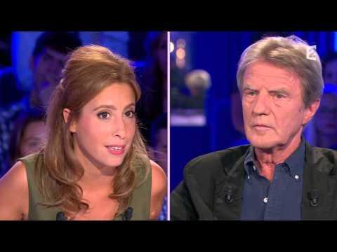 Bernard Kouchner - On n'est pas couché 27 septembre 2014 #ONPC