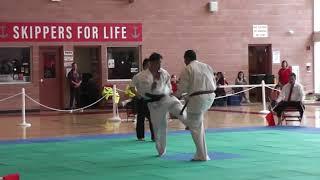 oyama-karate-fighters-cup-2018-men39s-heavyweight-knockdown-final-norihiro-vs-ehsun