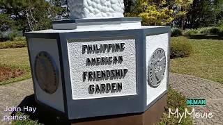 Camp John Hay - Baguio City - Philippines ( Philippine American Friendship Garden ) - City Of Pines
