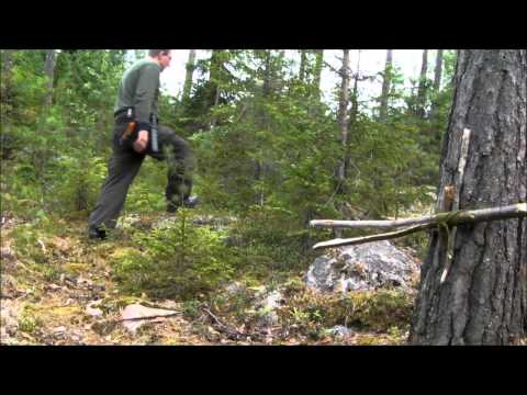 Military Camp Perimeter Alarm - Field test - Finland