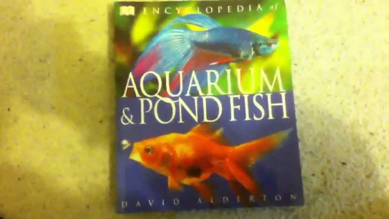 Freshwater aquarium fish books - Book Review Aquarium And Pond Fish