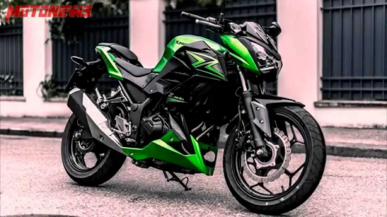 Detalhes Completos Kawasaki Z300 No Brasil Motonews