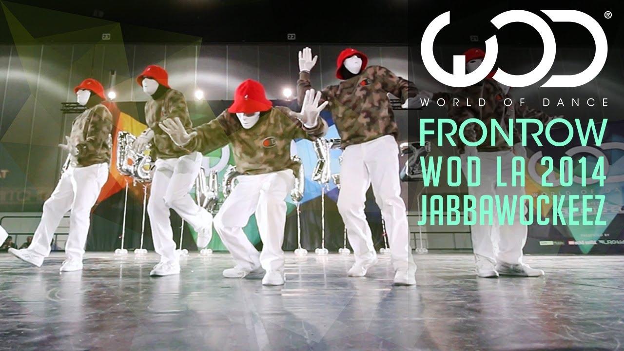 Meet the Jabbawockeez from NBC's 'World of Dance'
