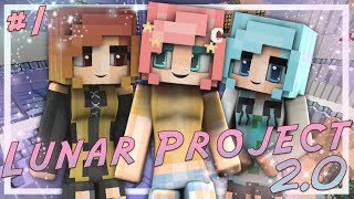Lunar Project 2.0 | Minecraft Roleplay | Episode 1