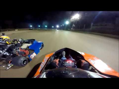 Mighty Joe Motorsports / Joseph Enderle Paradise Speedway Feature 9/23/17