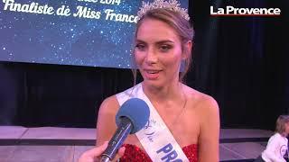 April Benayoum est élue Miss Provence 2020