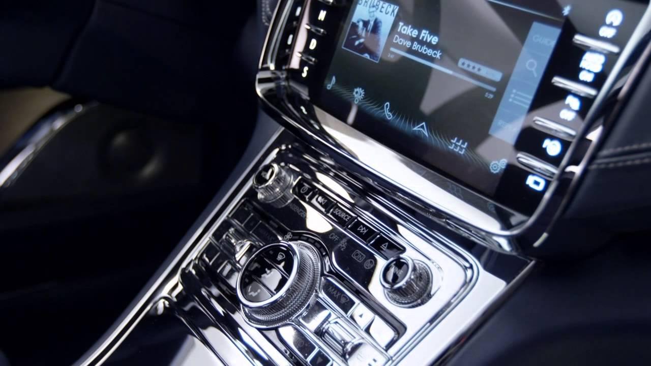 Lincoln continental concept interior broll 2015 new york auto show youtube for 2015 lincoln continental interior