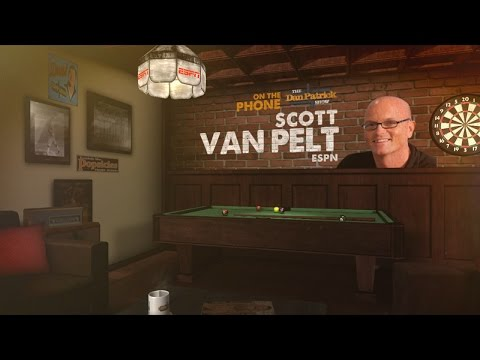 Scott Van Pelt on The Dan Patrick Show (Full Interview) 09/04/2015