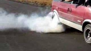 van burnout