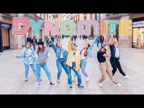 [KPOP IN PUBLIC] BTS (방탄소년단) _ DYNAMITE | Dance cover by EST CREW