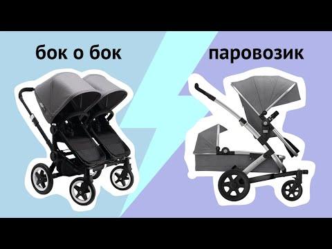 Тест-драйв колясок для двойни. Сравнение Joolz Geo Twin и Bugaboo Donkey