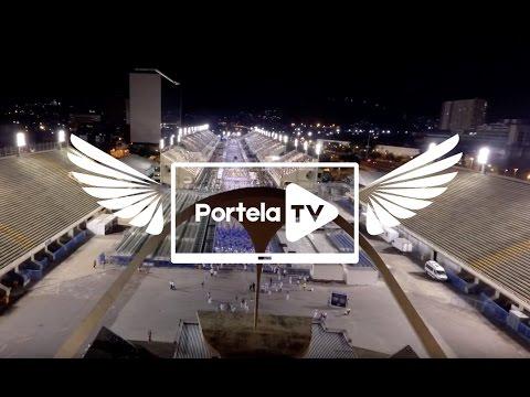 Ensaio Técnico da Portela - Carnaval 2017