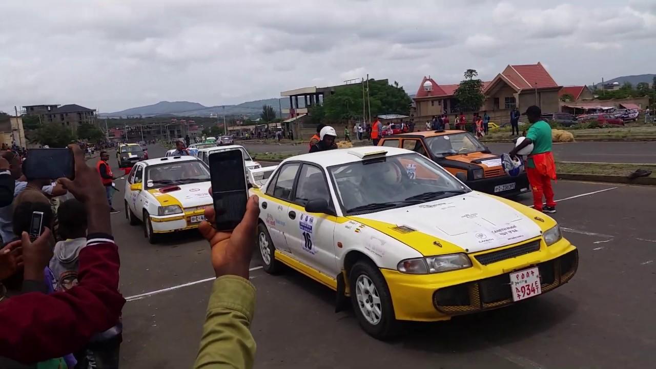 Amazing Cars in Ethiopia Adam City,  Racing Competition
