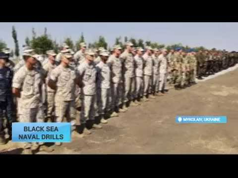Black Sea US-Ukraine Drills: 2,500 servicemen to participate, with ships, helicopters, planes