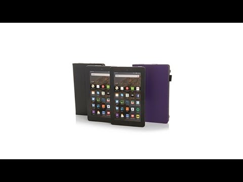 2pack Fire Tablets Powered by Kindle with Cases