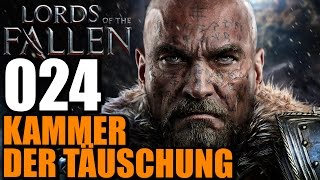 Lords of the Fallen Gameplay German PS4 Part 24 | Let