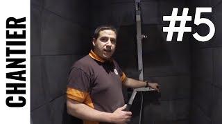 Salle de bain 3 - Vidéo 5 - Montage colonne de douche Jacob Delaphon Strayt - FR - LJVS