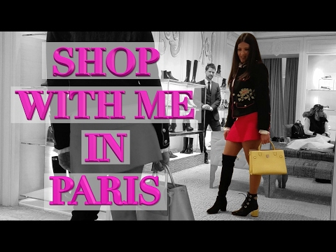 Paris Lux Shopping - Hermes, Chanel, Dior, Louis Vuitton, Gu