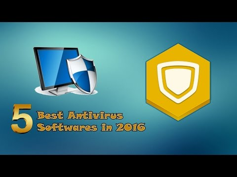 Five Best Antivirus Software for Window 7 and Window 8 in 2016 | Best Free Antivirus software