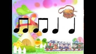 Для уроков музыки и сольфеджио. Ритмический оркестр