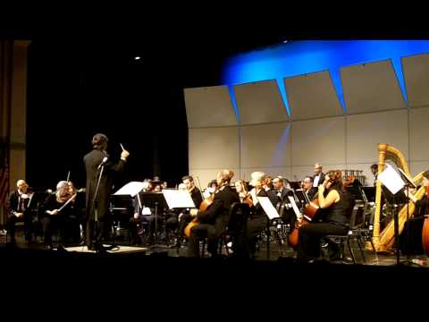 The Dance of Prometheus by G. Paul Naeger, World Premiere