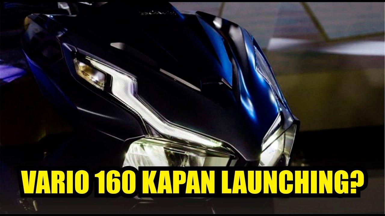 Tampang All New Honda Vario 160, Harusnya Seperti ini Supaya Bisa Mengalahkan Yamaha Aerox 155