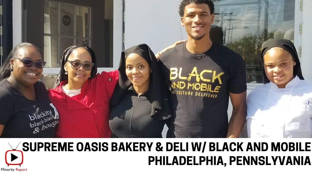 SOBAD Philly Partners with Black and Mobile Food Delivery Service #BlackOwned