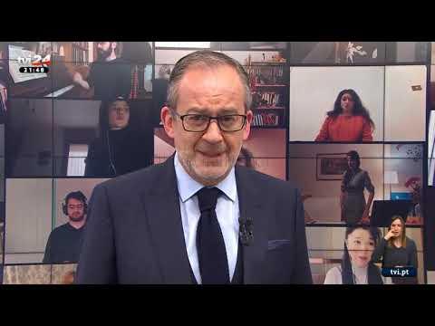 Desabafos Do Jornalista José Alberto Carvalho Da TVI