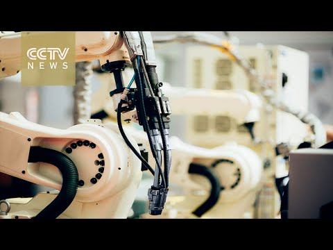 Development of robotic manufacturing in China