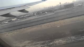 China Southern Takeoff from Dubai A330