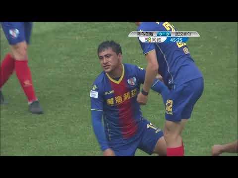 2018 CHA League one   Round 8   Wuhan ZALL vs Qingdao Huanghai F C