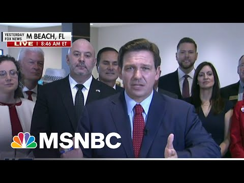Florida Becomes Latest State To Enact A Restrictive Voting Law | Morning Joe | MSNBC