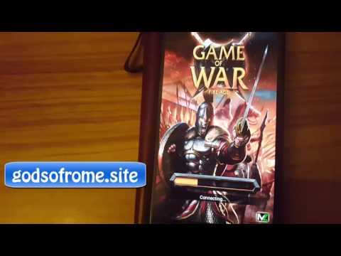 Gods of Rome Hack for Android / IOS - Free Gems Free Golds