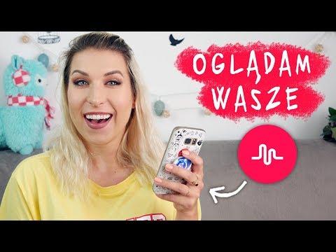 Oglądam Wasze Musically z #LadyGagaForOneDay! | Agnieszka Grzelak Vlog