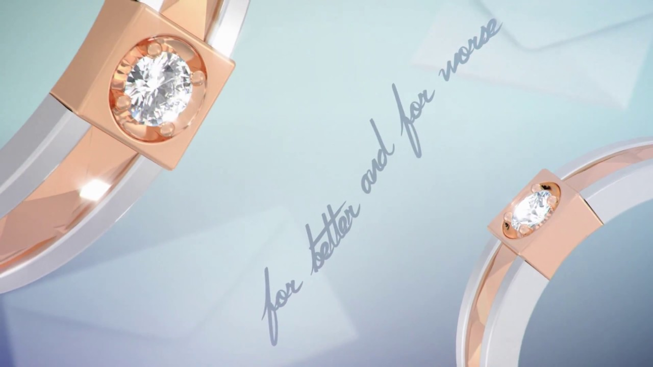 ADELLE JEWELLERY THE VOW WEDDING RING YouTube