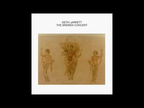 KEITH JARRETT - The Bremen Concert 1975 [full album]