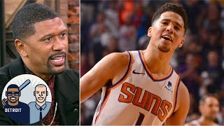 Can Devin Booker assemble a superteam in Phoenix? | Jalen & Jacoby
