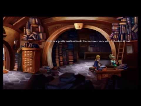 Monkey Island 2, Lechuck's Revenge, All Phatt Library Books