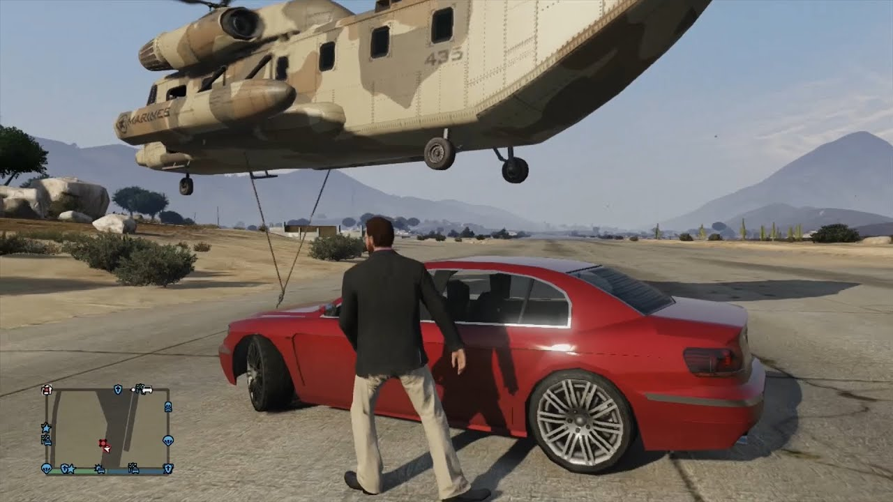 how to get a canadian liberator gta v