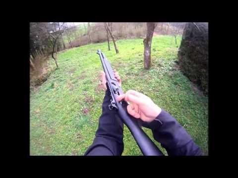 UZKON ZK18 verschiedene Munition (Kettner 12/67,5 mit 24g und  28g)