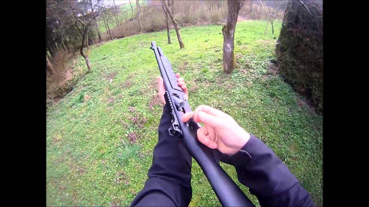UZKON ZK18 verschiedene Munition (Kettner 12/67,5 mit 24g und 28g
