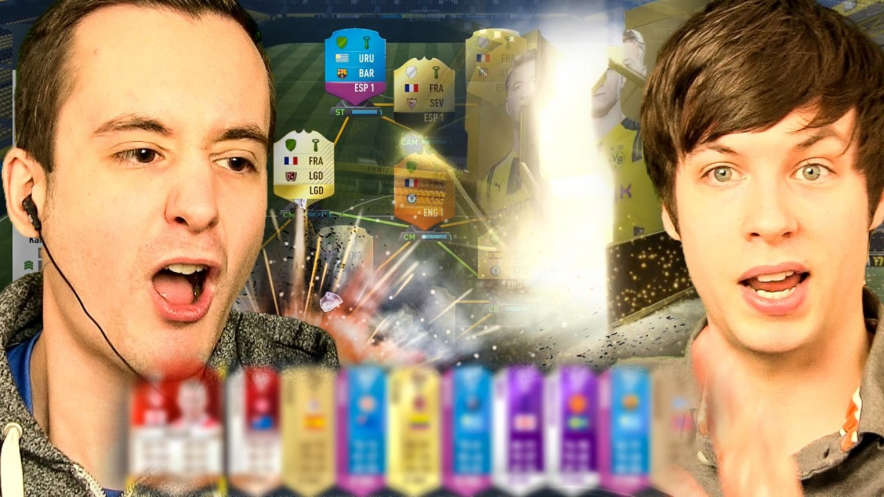 THE TRUTH BEHIND THE SCENES! – FIFA 17 PACK OPENING