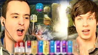 THE TRUTH BEHIND THE SCENES! - FIFA 17 PACK OPENING
