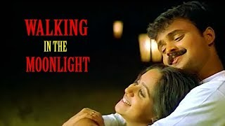Walking in the moonlight ... - Sathyam Sivam Sundaram Malayalam Movie Song | Kunjako Boban