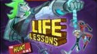Danny Phantom Vlogs: Life Lessons